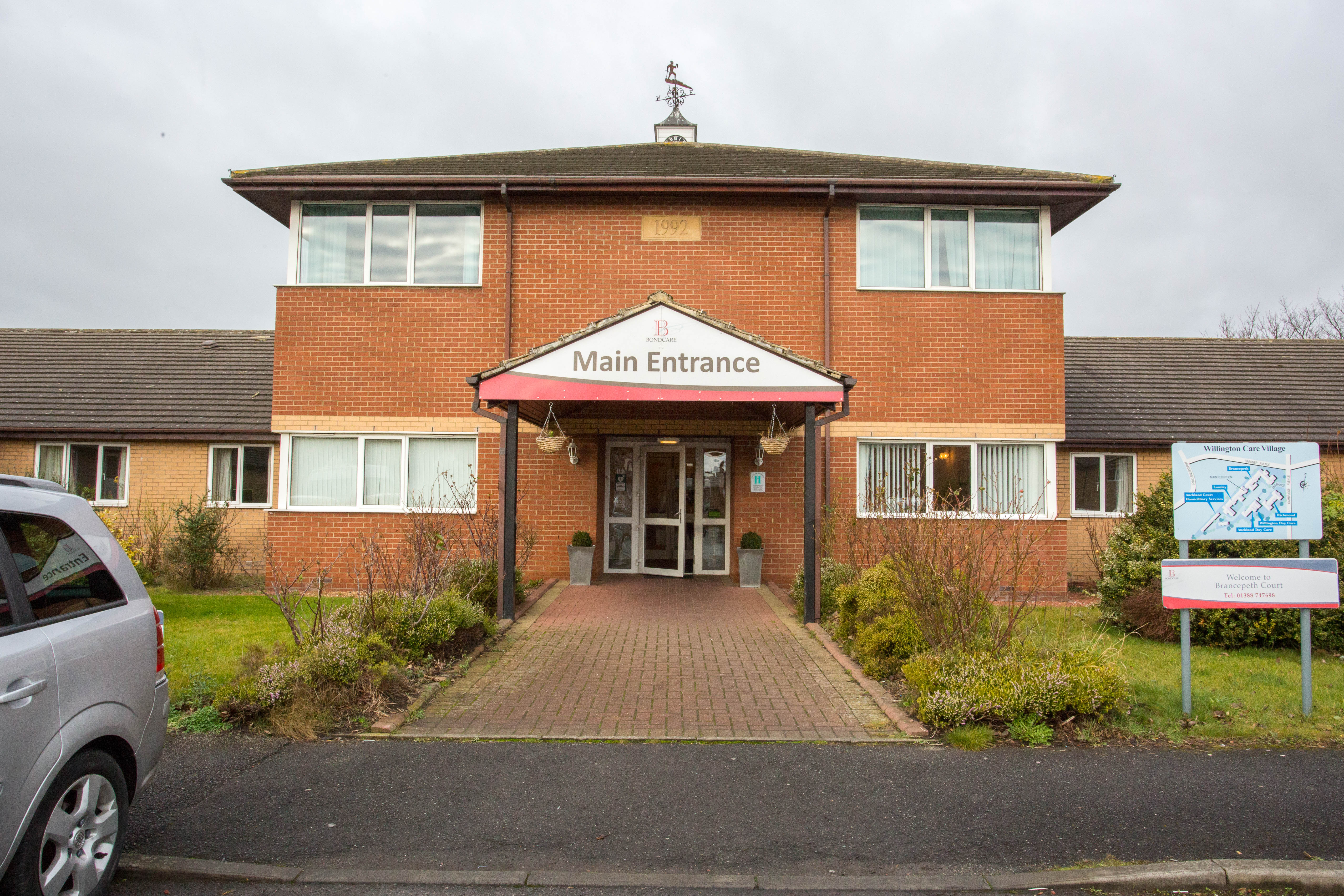 Residential Care Home In Crook Durham Lumley Court