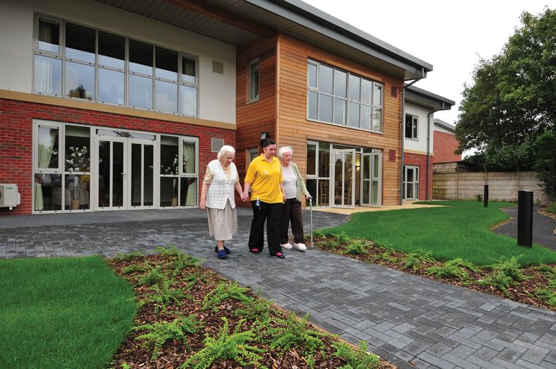 Image result for Residential care home