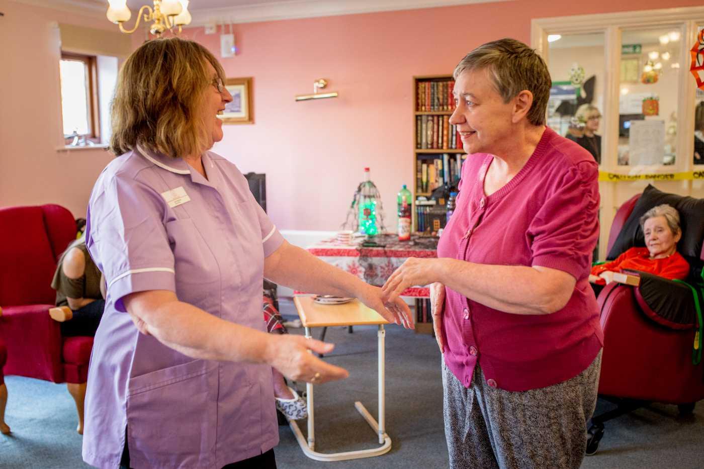 Residential Care Home Sheffield Nursing Amp Dementia Care